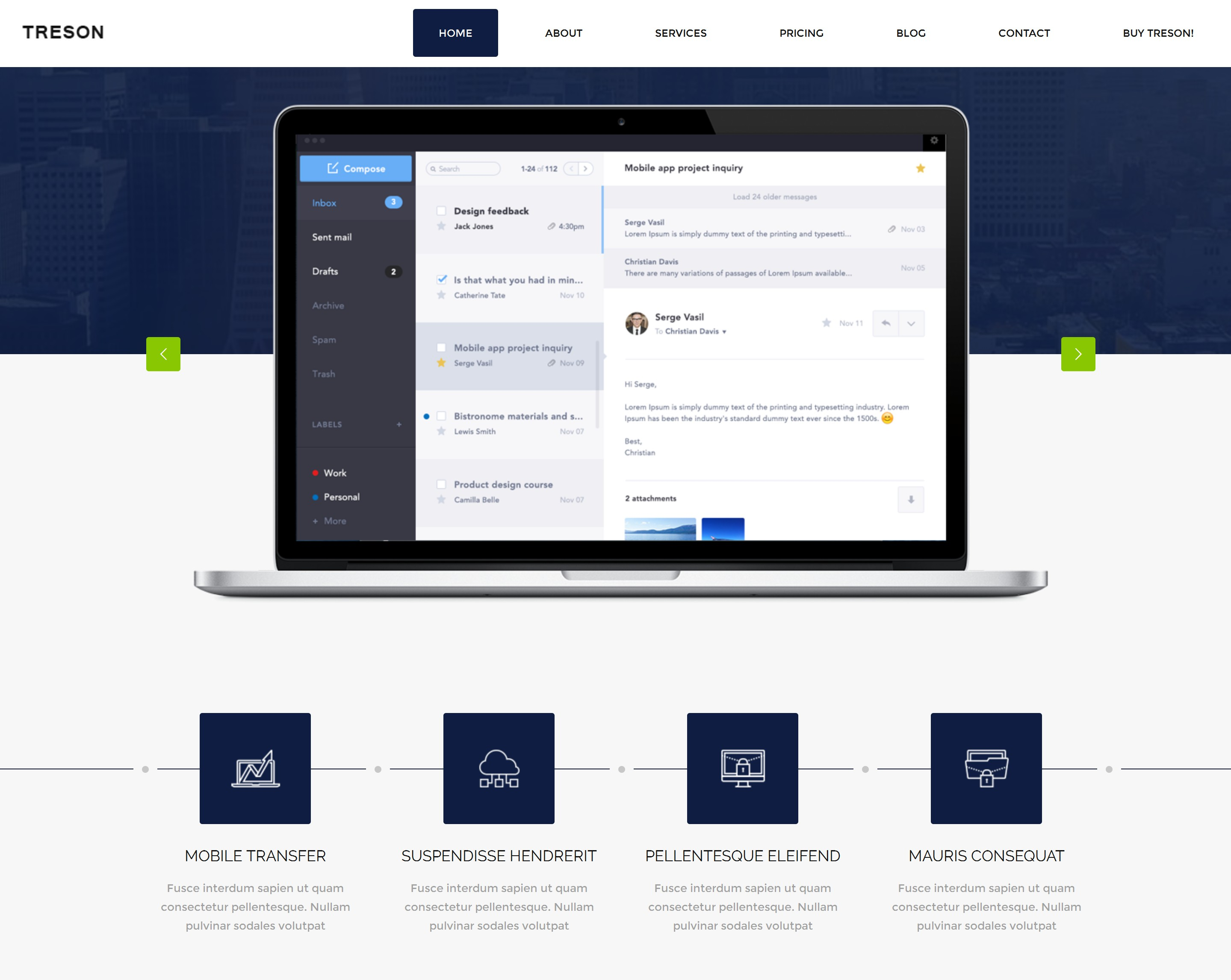 Responsive Bootstrap Coming Soon Theme