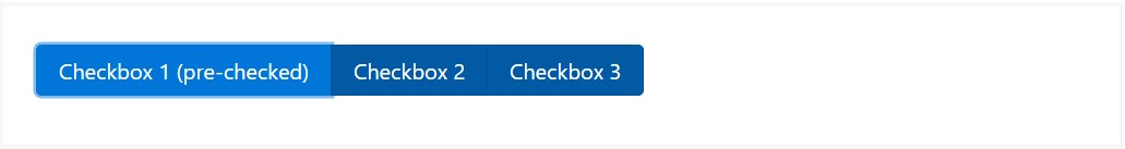 The best way to  apply the Bootstrap checkbox