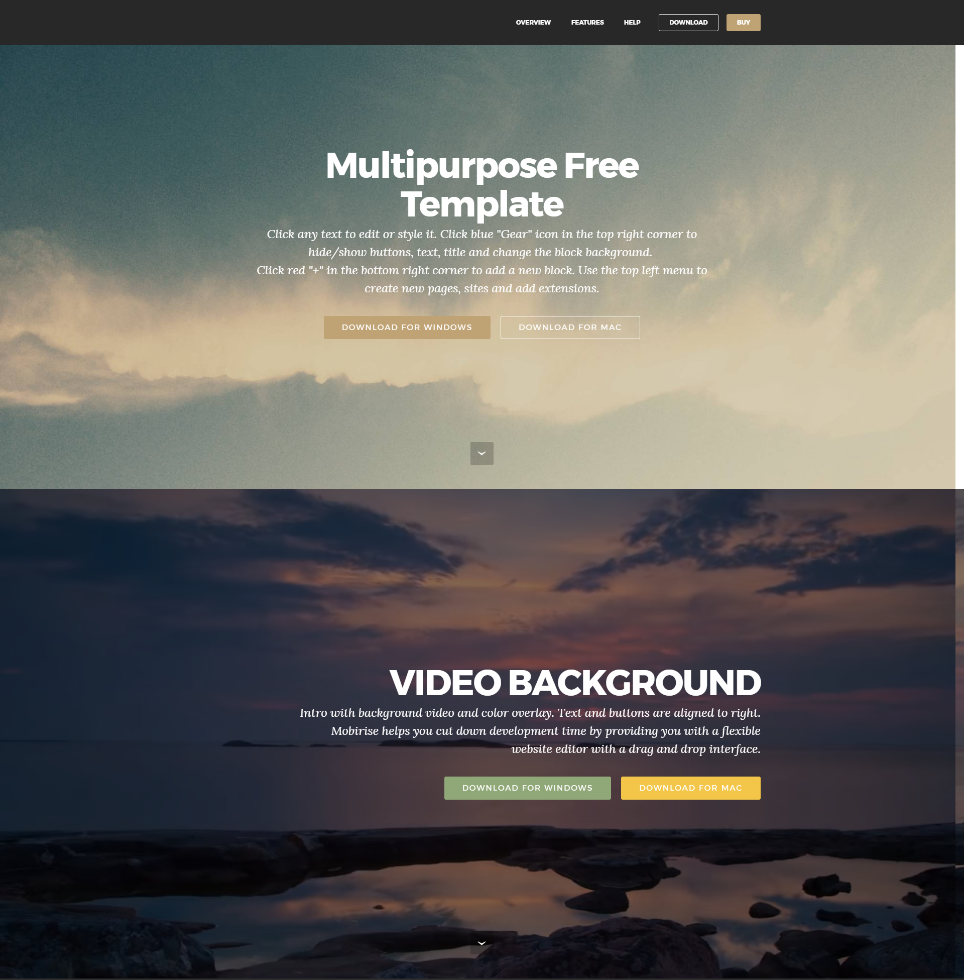 Best 18 Super Slick HTML5 Bootstrap Theme Set