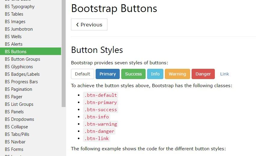 Bootstrap   short training