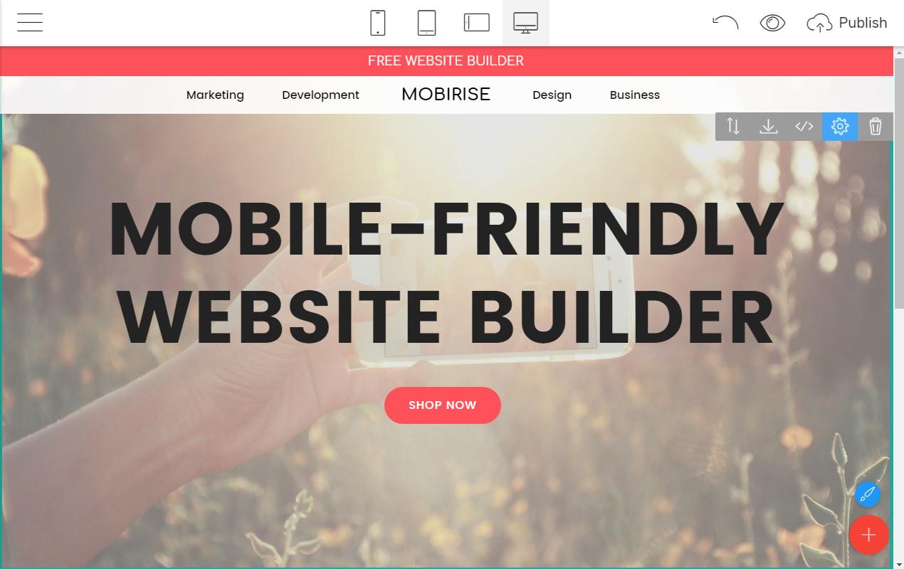 AMP Webpage Maker
