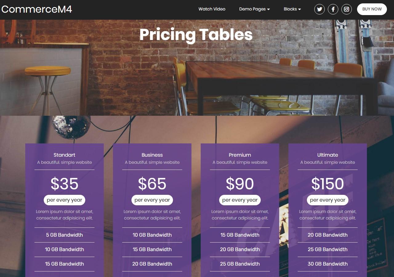 Mobile-responsive Website