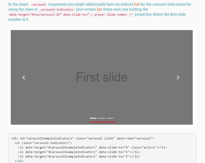 Bootstrap Carousel Responsive