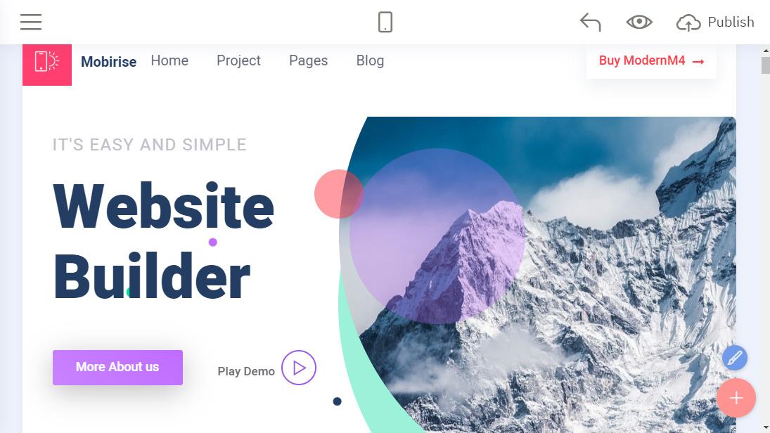 best website development software
